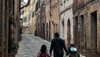 Surat Dari Itali - Coronavirus